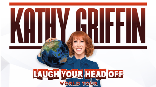 Kathy Griffin World Tour